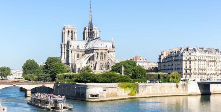 Обзорная экскурсия Париж